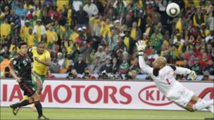 Gol de Siphiwe Tshabalala.