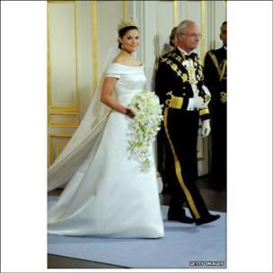 Đám cưới công chúa Thụy Điển Victoria, 2010