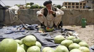 Рынок в Кабуле