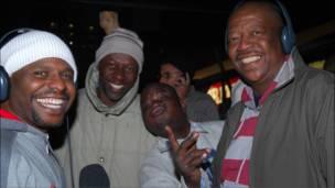 Salim Kikeke, Omar Mutasa, mshabiki na Charles Hilary