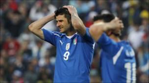 Jugadores italianos