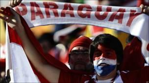 Aficionado paraguayo