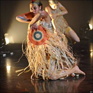 Bailarinas en Australia