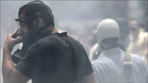 Протесты в Греции из-за жестких мер экономии