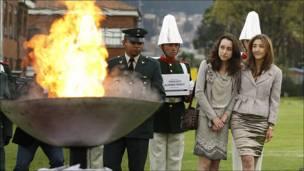 Segundo aniversario del rescate de Ingrid Betancourt.