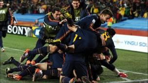 Gol de Villa
