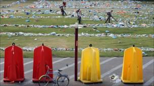 Amsterdam, al día siguiente del mundial