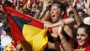 स्पेन के फ़ैन
