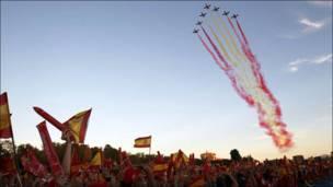 स्पेन की वायुसेना