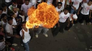 Индия, праздник Рат Ятра