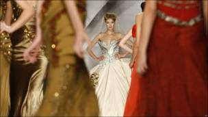 Semana de la moda en Roma, Italia