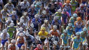 Décima jornada del Tour de Francia 2010.