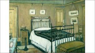 The Bedroom, Pendlebury, 1940