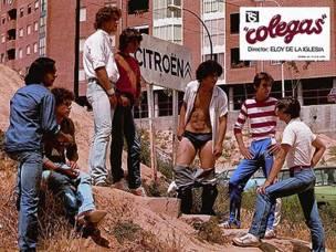 """Imagen de la película """"Colegas"""""""