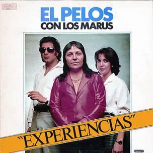 """Portada de disco de """"El Pelos con los Marus"""""""