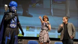 Will Ferrell y Tina Fey