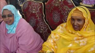 Midigta Marwada Madaxweynaha Somaliland Amina Xaaji Maxamed iyo Marwada Madaxweyne ku xigeenka Raxmo Sh Muxumud