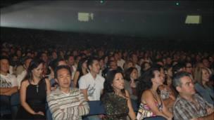 Khán giả xem Tình vào hạ