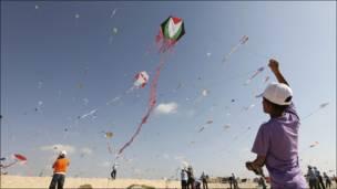 Дети сектора Газа