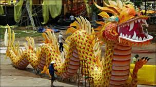 Celebrando los 1.000 años de la fundación de Hanoi