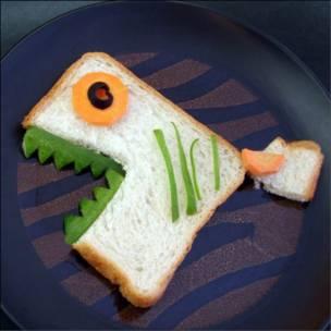 शार्क सेंडविच
