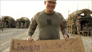 جندي امريكي