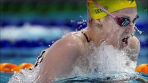 امیلی سلیگ، شناگر زن استرالیایی