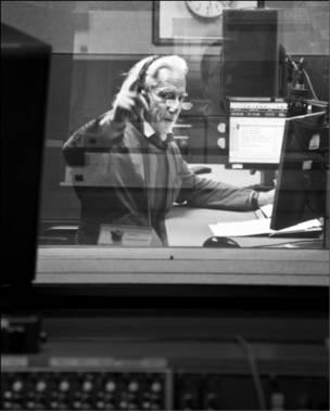 """Сева Новгородцев в студии """"БибиСевы"""": """"Продюсеры! Начинай музыку!"""""""