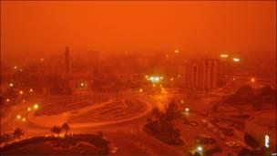 طوفان شن
