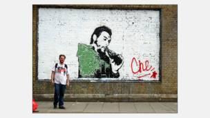 Stencil en Londres