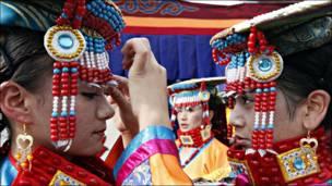 Artistas tibetanas
