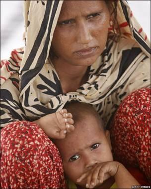 Refugio en Pakistán
