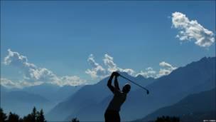 Golf en Suiza