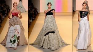 Diseños de Carolina Herrera