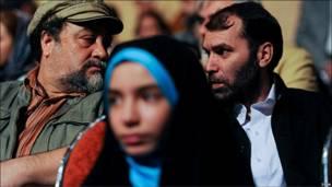 محمدرضا شریفی نیا (بازیگر) و ده نمکی (کارگردان)