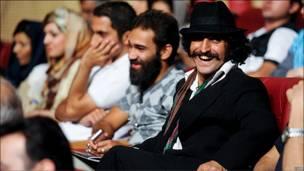 مراسم جشن خانه سینمای ایران