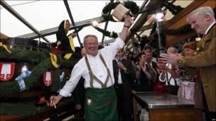 El alcalde de Munich, Christian Ude