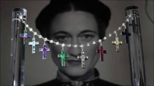Un brazalete de diamantes de Cartier que perteneció a la Duquesa de Windsor