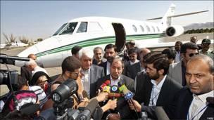 وزیر کشور ایران در زاهدان
