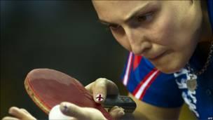 Теннисистка Келли Сибли