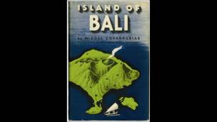 Island of Bali. New York, Alfred A. Knopf, 1937. Miguel Covarrubias.