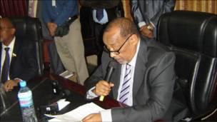 Shirka Somaliland iyo deeq bixiyayaasha