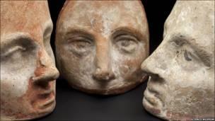 Rostros romanos (200 a.C-200 d.C)