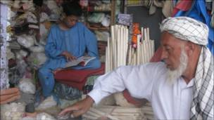 Ci da gumin yara a Afghanistan