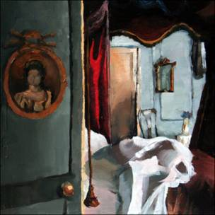 Картина і фото надані Ольгою Приймак