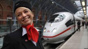 Nuevo tren alemán