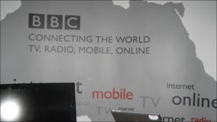 Tawagar BBC a taron bajakolin Africast