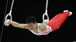 Atleta surcoreano