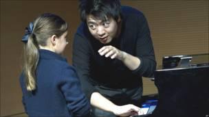 Pianista chino Lang Lang