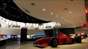 Parque temático de Ferrari